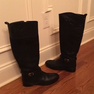 Tory Burch riding boots size 6